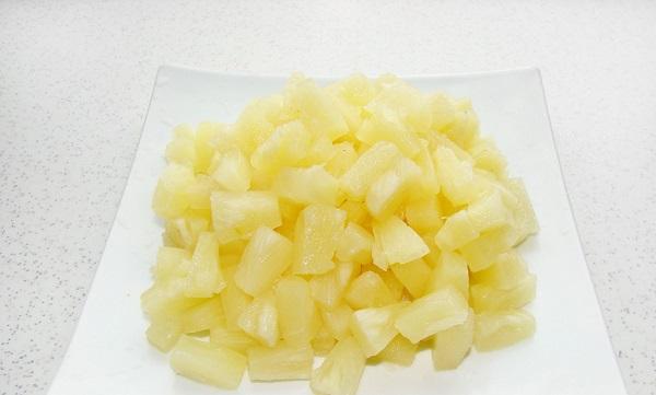 Рецепт Ананасы в карамели