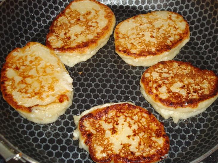 сырники из творога и кефира рецепт с фото пошагово