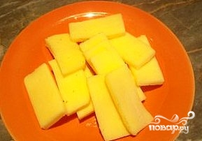 Запеканка из баклажанов с помидорами и сыром - фото шаг 4