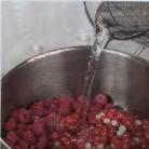 Рецепт Мармелад из малины и красной смородины.