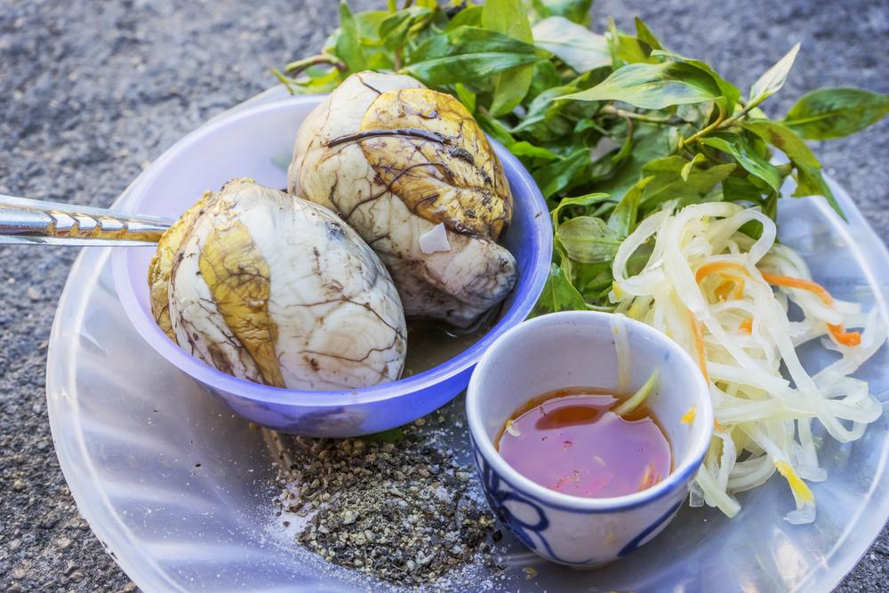 Балут (филиппинский деликатес)