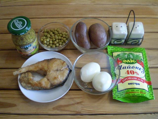 Рецепт Салат к праздничному столу