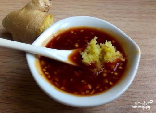 Куриная грудка в кисло-сладком соусе - фото шаг 6