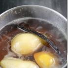 Рецепт Медовые груши в слоеном тесте