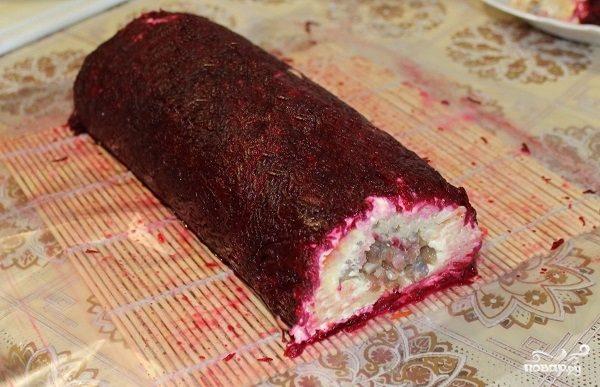 Салат селедка под шубой - 10 вкуснейших рецептов с фото и ...