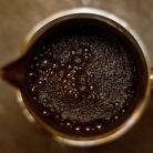 Рецепт Кофейное желе со взбитыми сливками