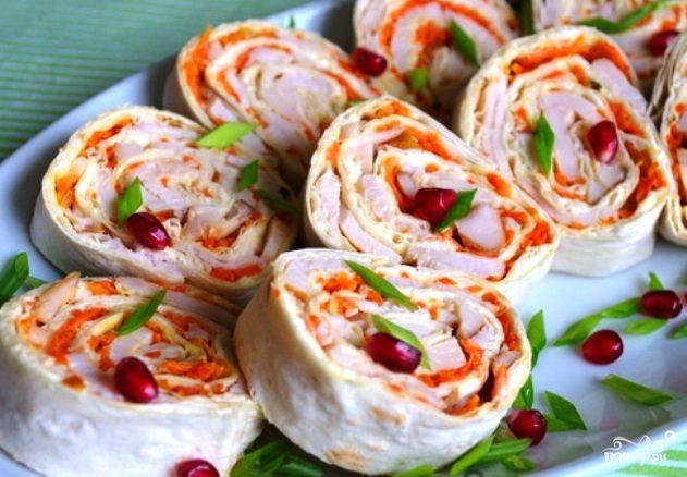 красивые и вкусные салаты на праздничный стол фото и рецепты