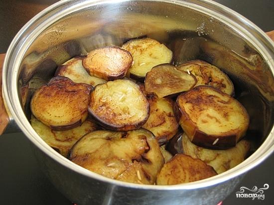 Картошка с баклажанами - фото шаг 7