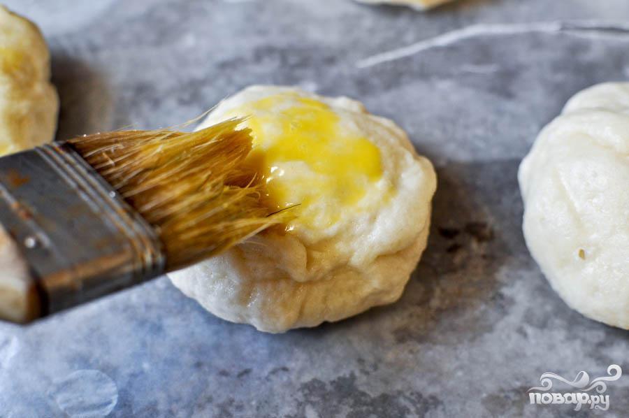 Булочки дрожжевые рецепт пошагово