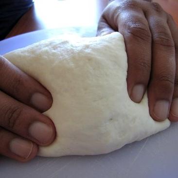 Простой белый хлеб - фото шаг 6