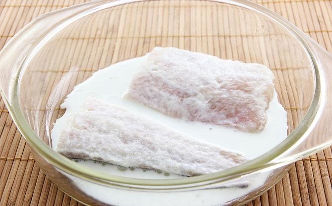 Лакомка из рыбы рецепт с пошагово
