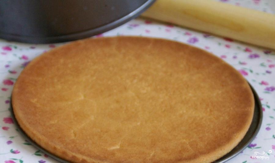 Ананасовый торт - фото шаг 1