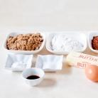 Рецепт Печенье с зефирной начинкой и шоколадной глазурью
