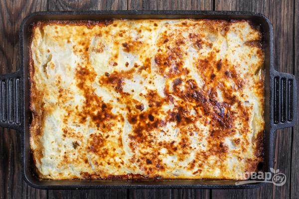 Говядина с картофелем и баклажанами - фото шаг 9
