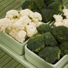Рецепт Вегетарианские рулетики из листовой капусты