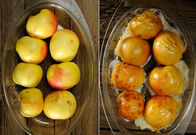 Рецепт Пирог с яблочным пюре
