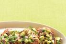 Курица с авокадо и кайенским перцем