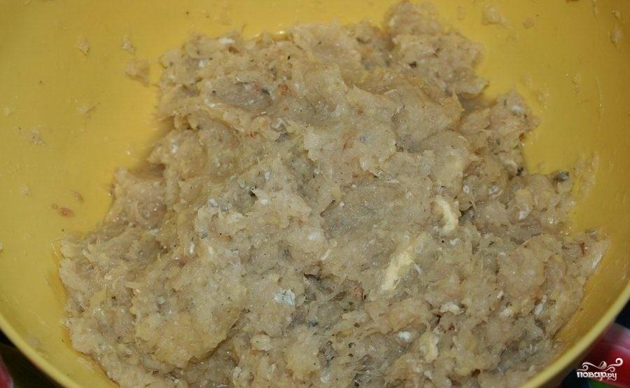 котлеты из филе трески в духовке рецепт с фото