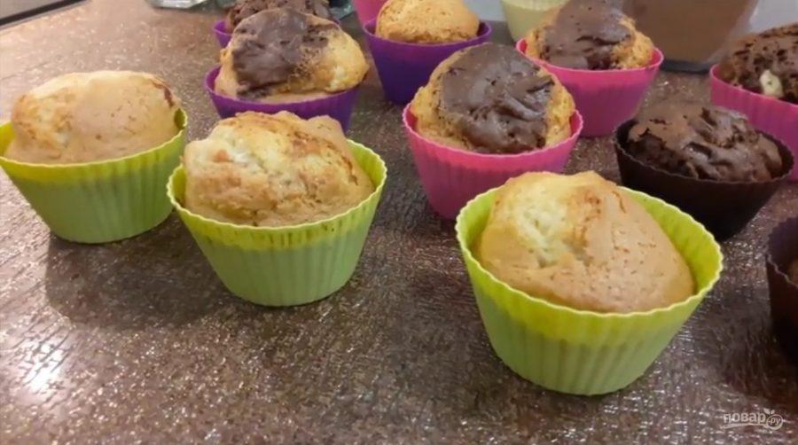 кексы простые рецепты в духовке с
