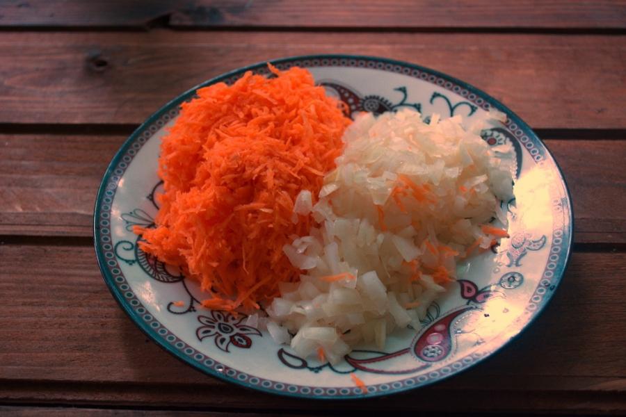 Рецепт Гуляш куриный с подливкой
