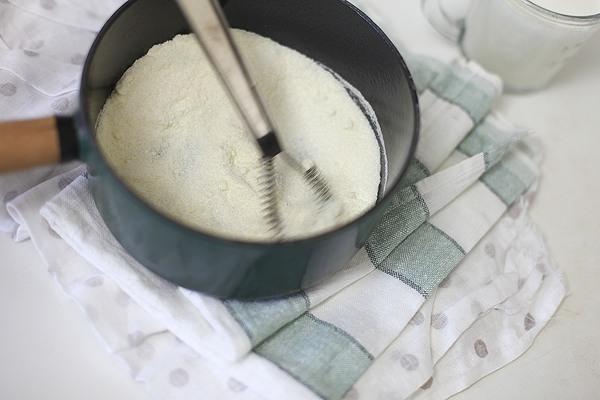 Рецепт Детское мороженое