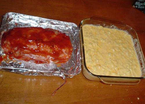 Мясной рулет и макароны с сыром - фото шаг 16
