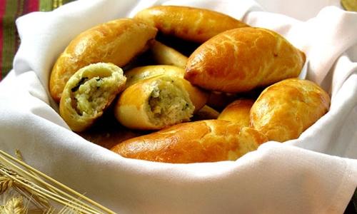 Пирожки закусочные - фото шаг 9
