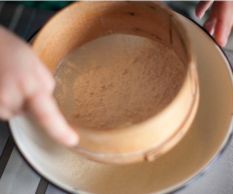 Постная выпечка с маком - фото шаг 1