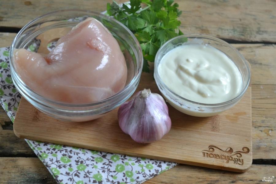 курица с соусом и грибами в мультиварке рецепты