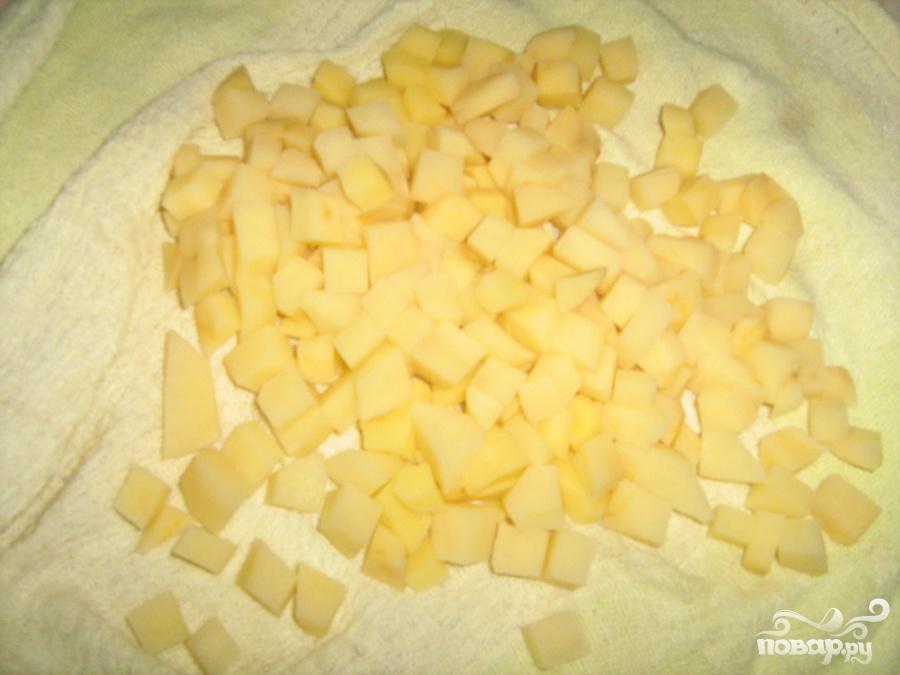 Картошка по-гусарски - фото шаг 1