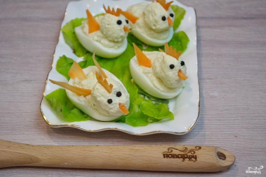 салат из картошки морковки яиц рецепт
