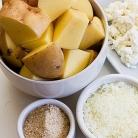 Рецепт Картофельное пюре в духовке
