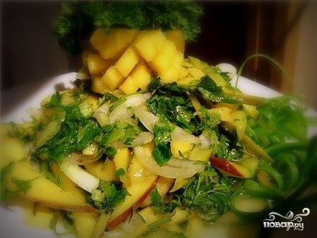 Салат по-тайски
