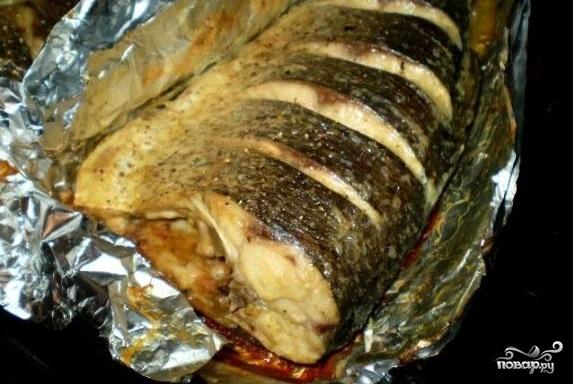 толстолобик в фольге и в духовке рецепт
