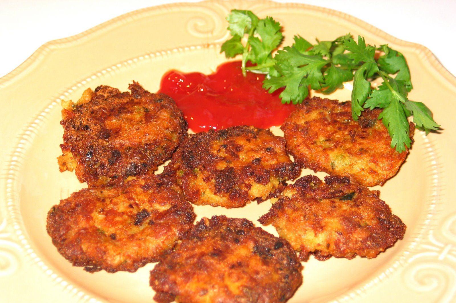 Котлеты из капусты и кабачка рецепт пошагово