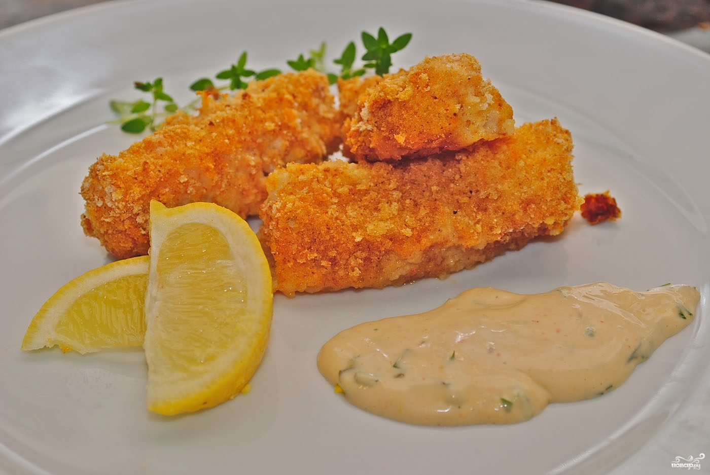 Рыба скумбрия в кляре пошаговый рецепт