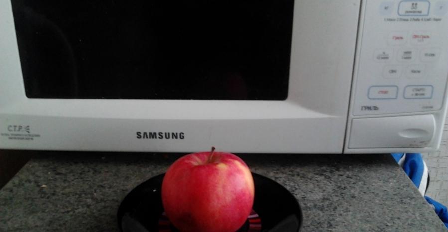 Варенье из яблок в микроволновке - фото шаг 2