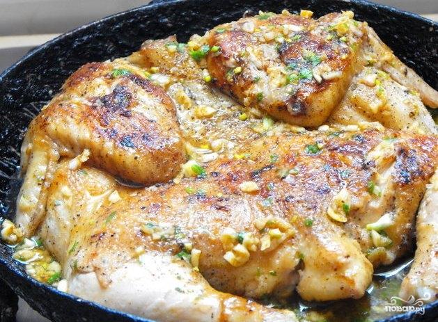 Курица по-аджарски - фото шаг 6