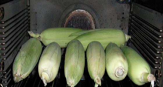 Молодая кукуруза на зиму - фото шаг 1
