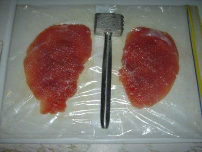 Бризоль из свинины - фото шаг 2