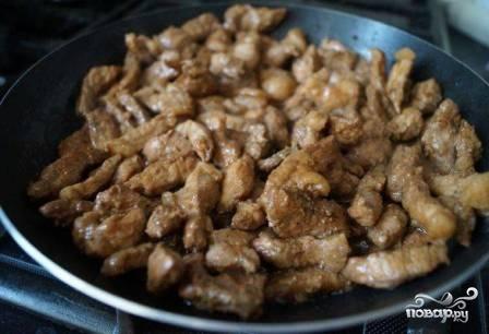 Свинина с соевым соусом - фото шаг 6