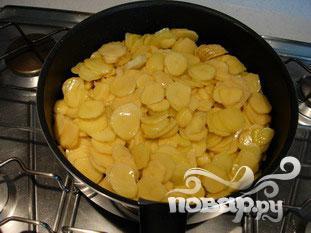 Картофельная тортилла (испанский омлет) - фото шаг 4