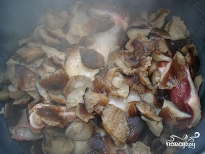 Жаркое из индейки с картошкой в мультиварке - фото шаг 2