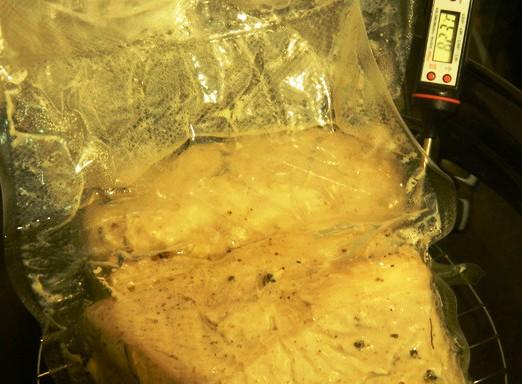 Варено-копченое мясо - фото шаг 3