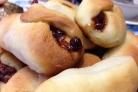 Пирожки с клюквой
