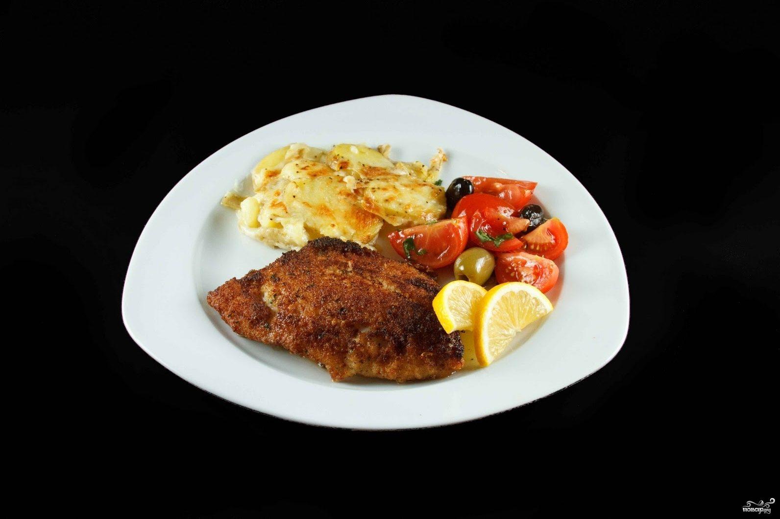 Рыба по-мончегорски