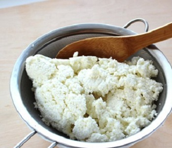 Рецепт Пасха малиновая