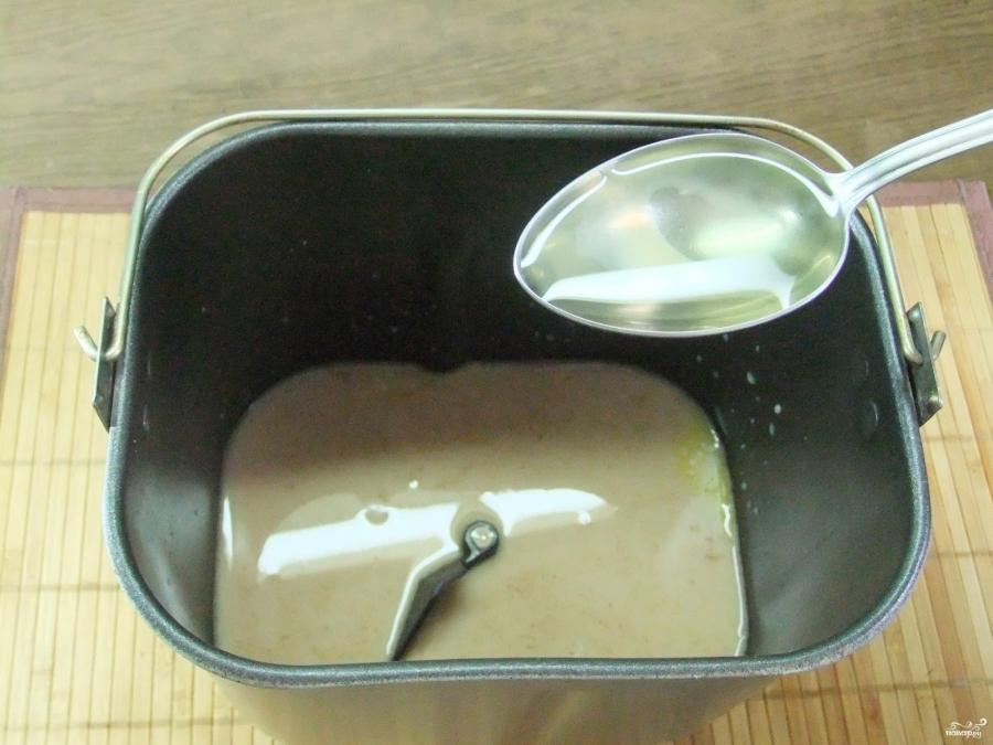 Домашний постный хлеб - фото шаг 2