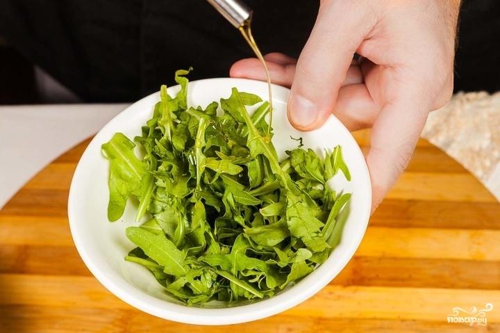 Салат с осьминогом - фото шаг 6
