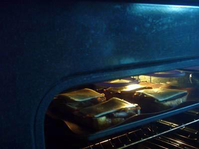 Бутерброды Ростбиф Азиаго - фото шаг 6